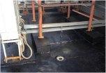 Ремонт гидроизоляции кровли, фото
